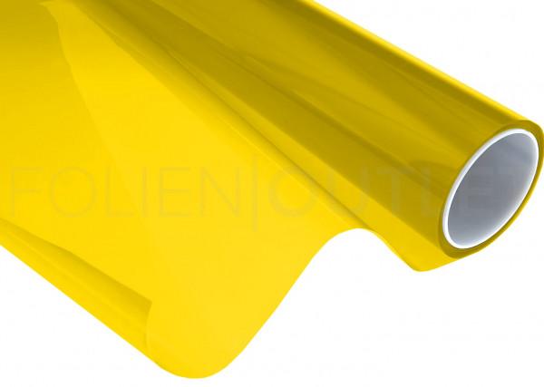 Scheinwerferfolie Gelb