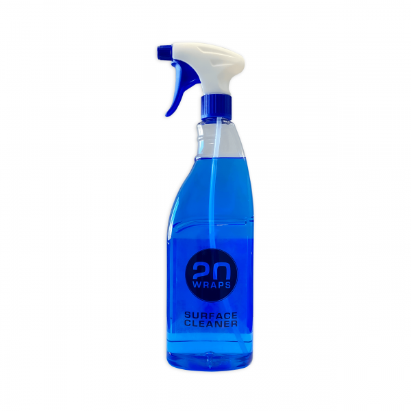 20 WRAPS Surface Cleaner